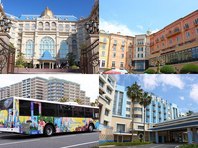 【最新】ディズニーホテルの予約はいつから可能?公式サイト・予約サイト・旅行代理店などの予約開始時期を調査!
