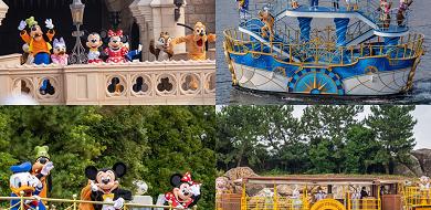【コロナ対策中】ディズニーのグリーティングまとめ!キャラクターに会える場所や注意点も!