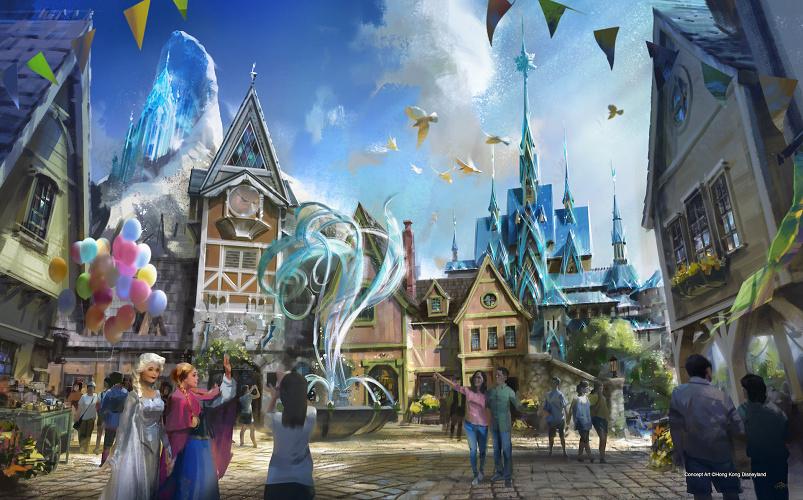 【世界】ディズニー新エリア予定まとめ!東京ディズニーリゾート&海外パークの今後の展望は?