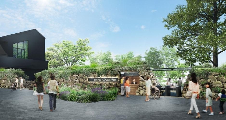 【2021年4月】いばらきフラワーパークがリニューアルオープン!アクティビティ、場所、アクセスを紹介