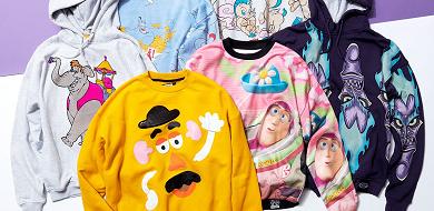 【ディズニートレーナー】ディズニーリゾート&ディズニーストアで買えるファッショングッズまとめ!