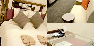 【宿泊記】ホテルマイステイズ羽田に泊まってみた!羽田空港からシャトルバスで20分♪