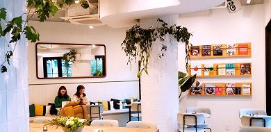 【エルカフェ】ファッション雑誌ELLE(エル)の人気カフェ!美と健康を追究したメニューを紹介♪