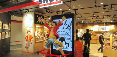 【渋谷パルコ】ジャンプショップが激アツ!鬼滅の刃、ワンピース、ハイキューのグッズも♪