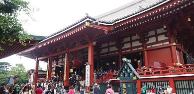 【最新】浅草寺の御朱印の種類まとめ!御朱印帳の値段と種類、販売場所も解説