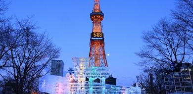 【北海道】2020年の札幌雪まつり、3つの会場を徹底解説!見どころは大雪像とイルミネーション!