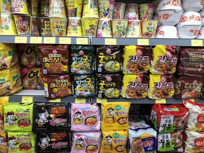 【韓国】おすすめインスタントラーメン20選!定番・変わり種・激辛など、人気の商品を紹介!