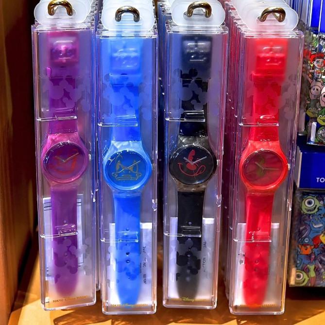 new style 67b99 47d09 ディズニーで買える時計11選!かわいい腕時計やメンズ向けも