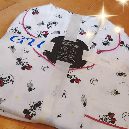 こちらも女の子からの支持が高いディズニーコラボのパジャマ