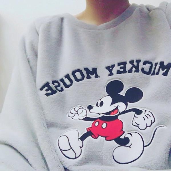 レトロなミッキーマウスデザインがとっても魅力的