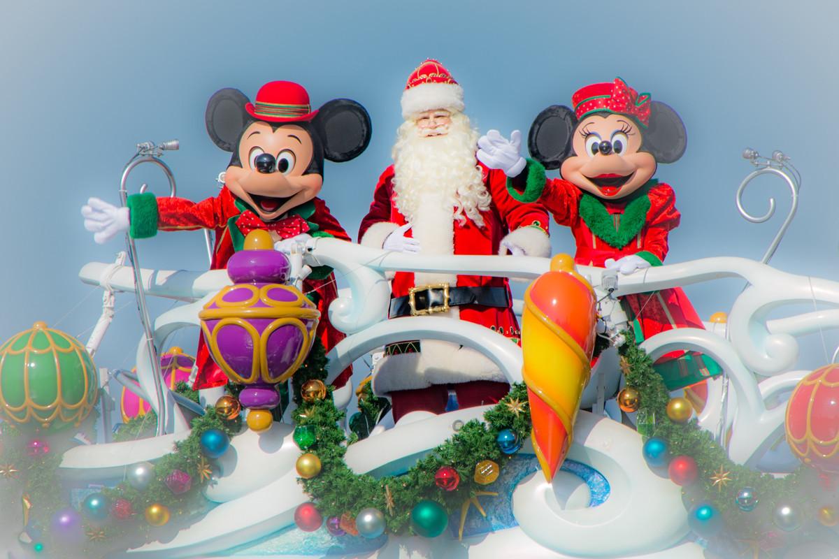 ディズニー・クリスマス(ディズニーシー)