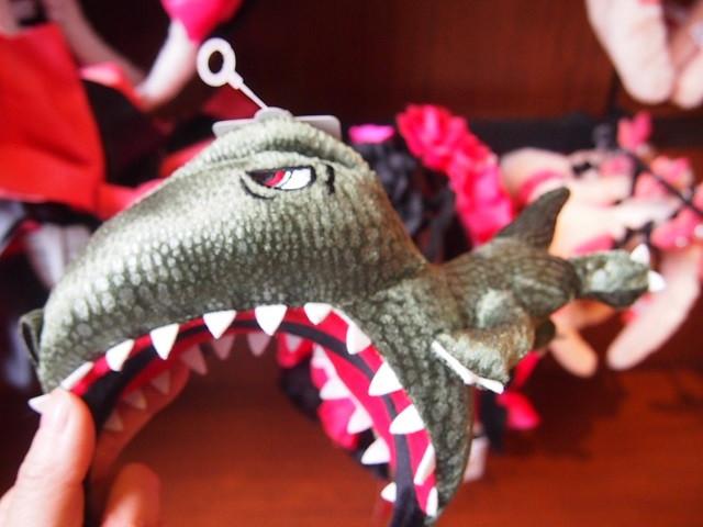 ジュラシック・パーク:ティラノサウルスカチューシャ