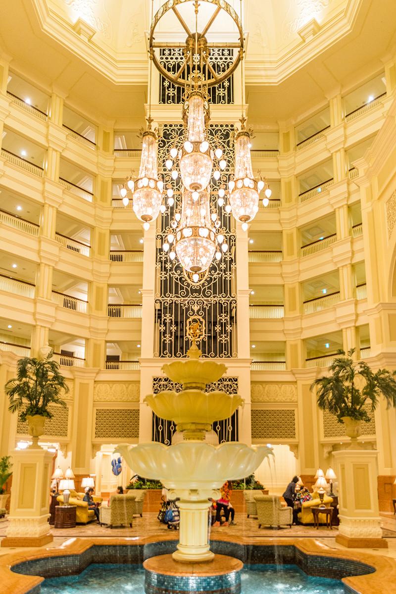 ディズニーランドホテルの注意点