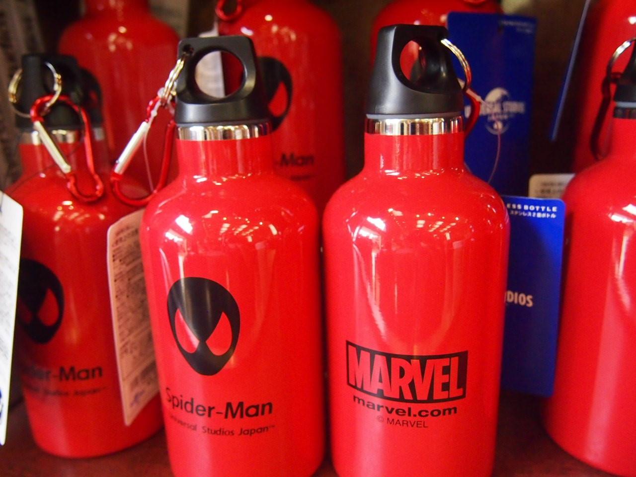 スパイダーマンステンレスボトル