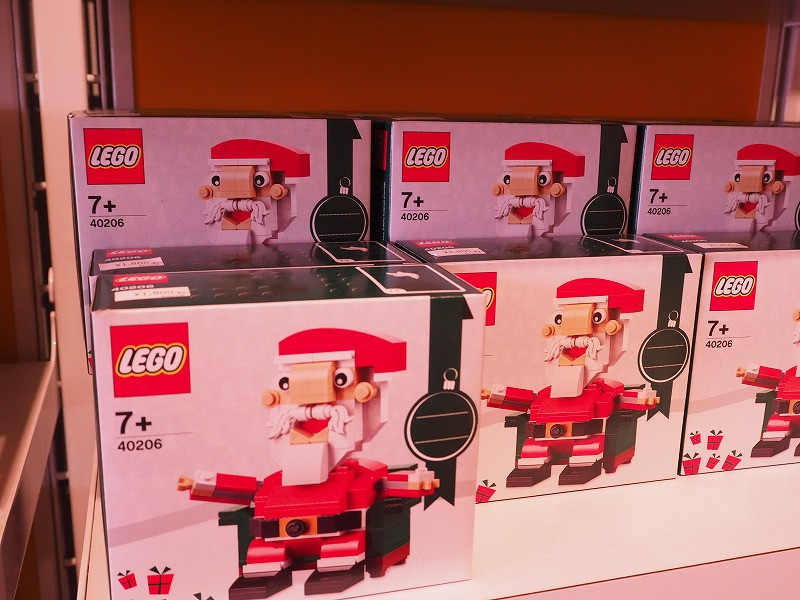 レゴ サンタクロース