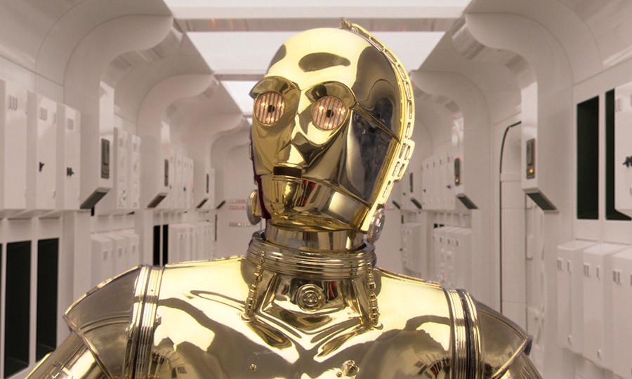 『スターウォーズ』キャラクター/C-3PO