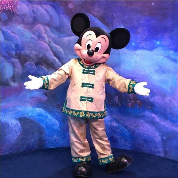 外国のミッキーマウス