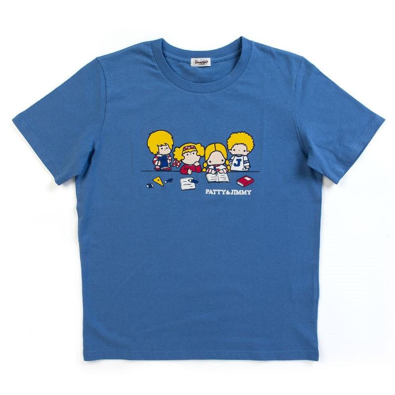 パティ&ジミーと仲間のTシャツ