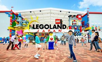 レゴランド名古屋の子供向けアトラクション16選!自由に遊べるアスレチック&レゴで遊べるエリアも