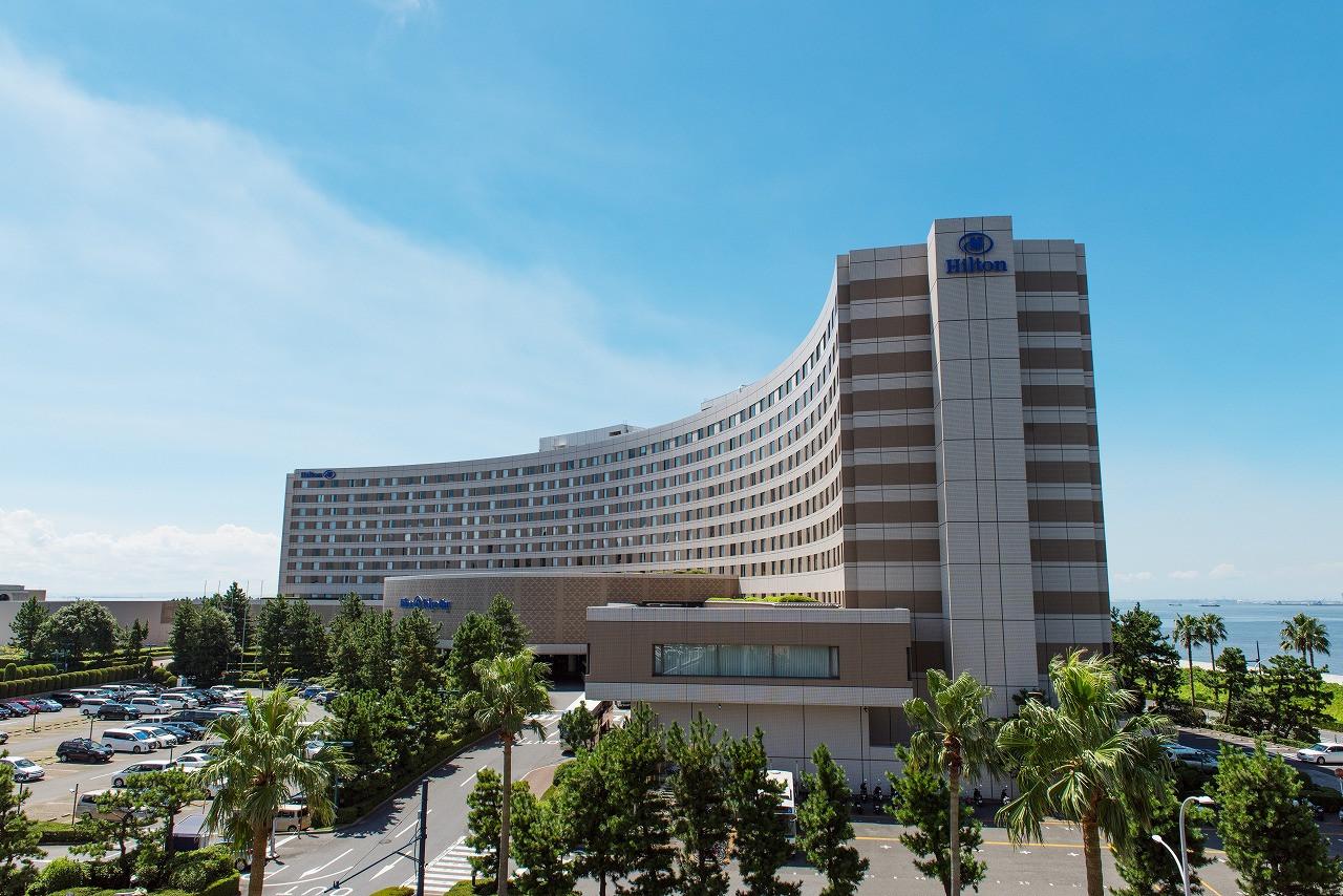 オフィシャルホテル「ヒルトン東京ベイ」特集