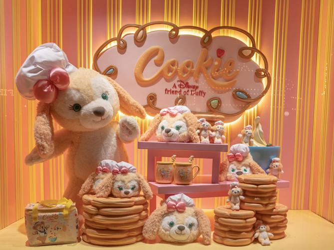 香港ディズニーお土産クッキーグッズ