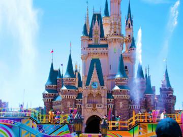 【2018】ディズニー夏祭り「燦水!サマービート」鑑賞ガイド!グッズ・キャラクター・ずぶ濡れ対策