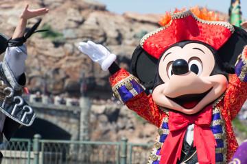 ハロウィーン以外でも!ディズニーでおすすめの子供の仮装