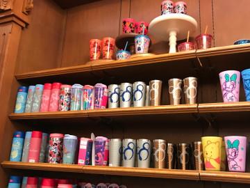 ディズニーランドでタンブラー・ドリンクボトル・コップを買おう!お土産におすすめ!