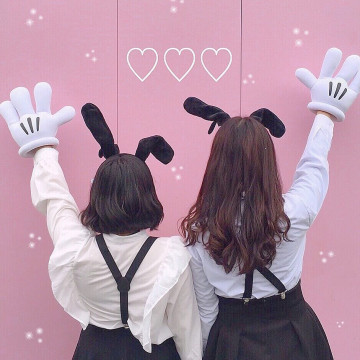 【季節別】ディズニー双子コーデ大公開!春夏秋冬の流行りやキャラクターのディズニーバウンド