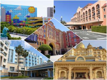 【2019】ディズニーホテルの宿泊特典徹底解説!限定チケットやリゾートラインが無料に?