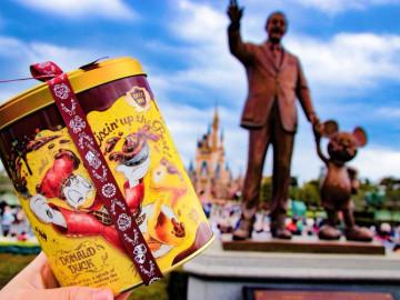 【動画】ディズニー35周年チョコクランチ「ピック&マンチ」を作ってみた!缶や味が選べる!