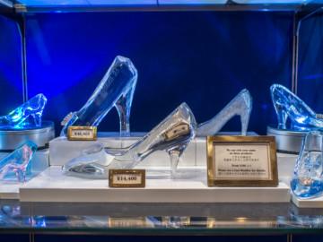 【2019】ディズニーガラスの靴7選!値段&販売場所まとめ!名入れ可でプレゼントにもおすすめ!
