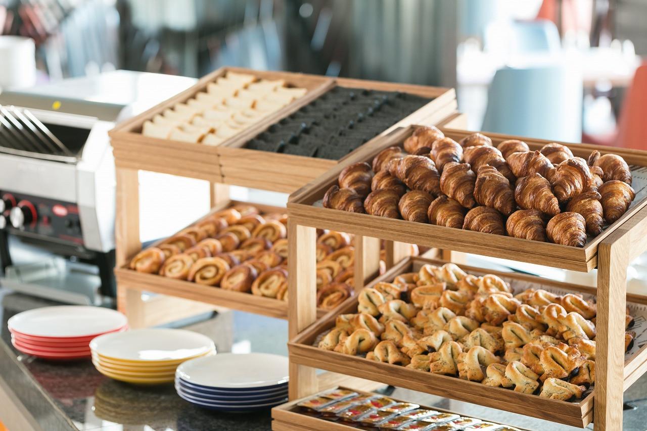 東京ベイ東急ホテルの朝食