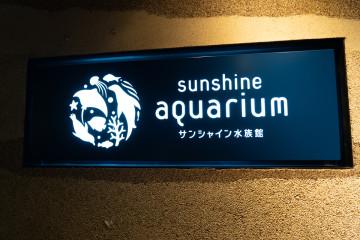 サンシャイン水族館まとめ!営業時間・料金・アクセス・見どころ・イベント・ショップ情報