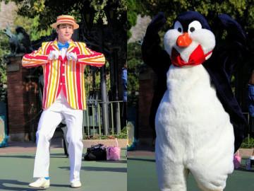 ディズニーのペンギンキャラ4選!パークでよく見るあの子はメリーポピンズのキャラ!