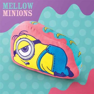 【4/19発売】USJミニオングッズ12選!眠たそうな表情の「MELLOW MINIONS」シリーズ!