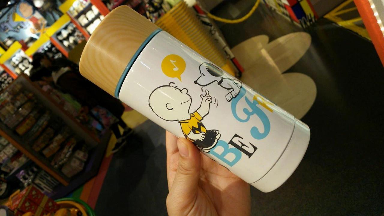 スヌーピー誕生50周年記念/USJ ステンレス水筒