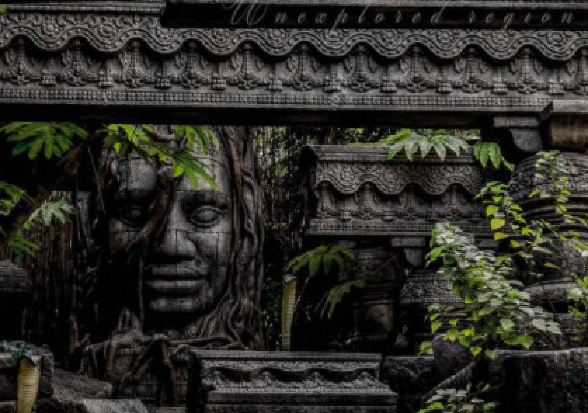 ジャングルクルーズ 神秘の古代遺跡