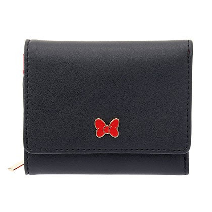 ミニーのシンプル財布