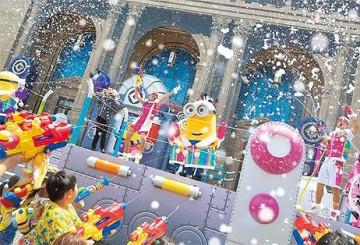 【USJ】夏の新イベント「エクストラ・クール・サマー」開催決定!ビショ濡れパーティを楽しもう