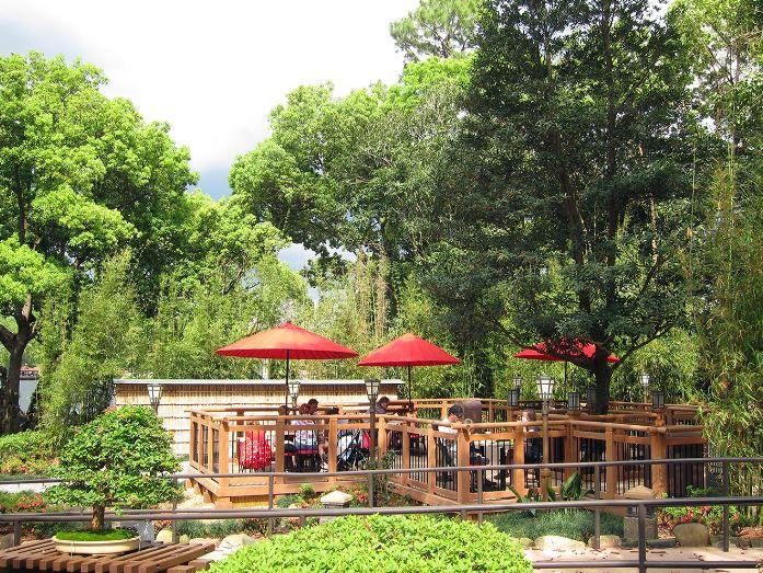 桂庭園の様子