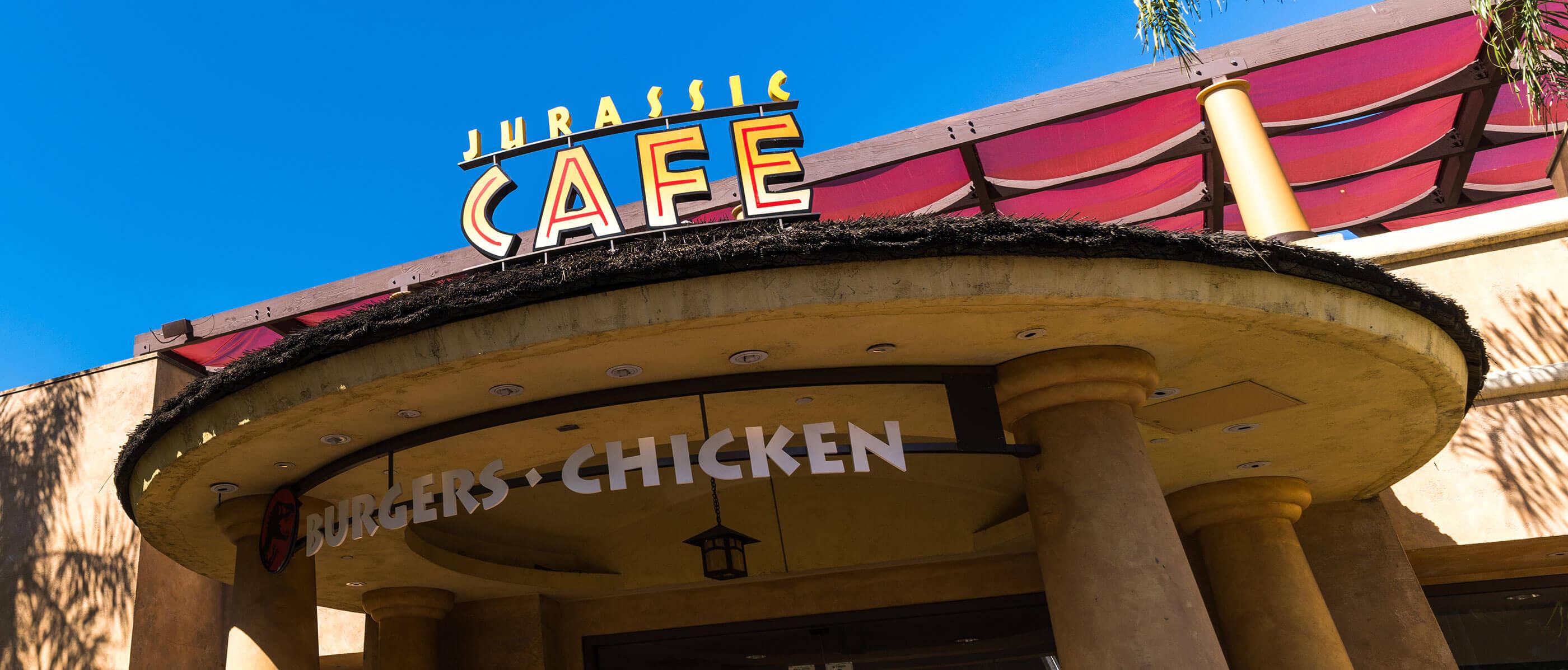 ジュラシックカフェ