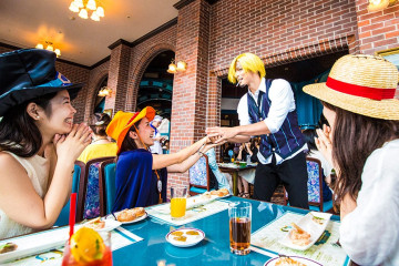 【USJ】サンジの海賊レストラン2019情報まとめ!メニュー、チケット、注意点、過去年の体験談も!