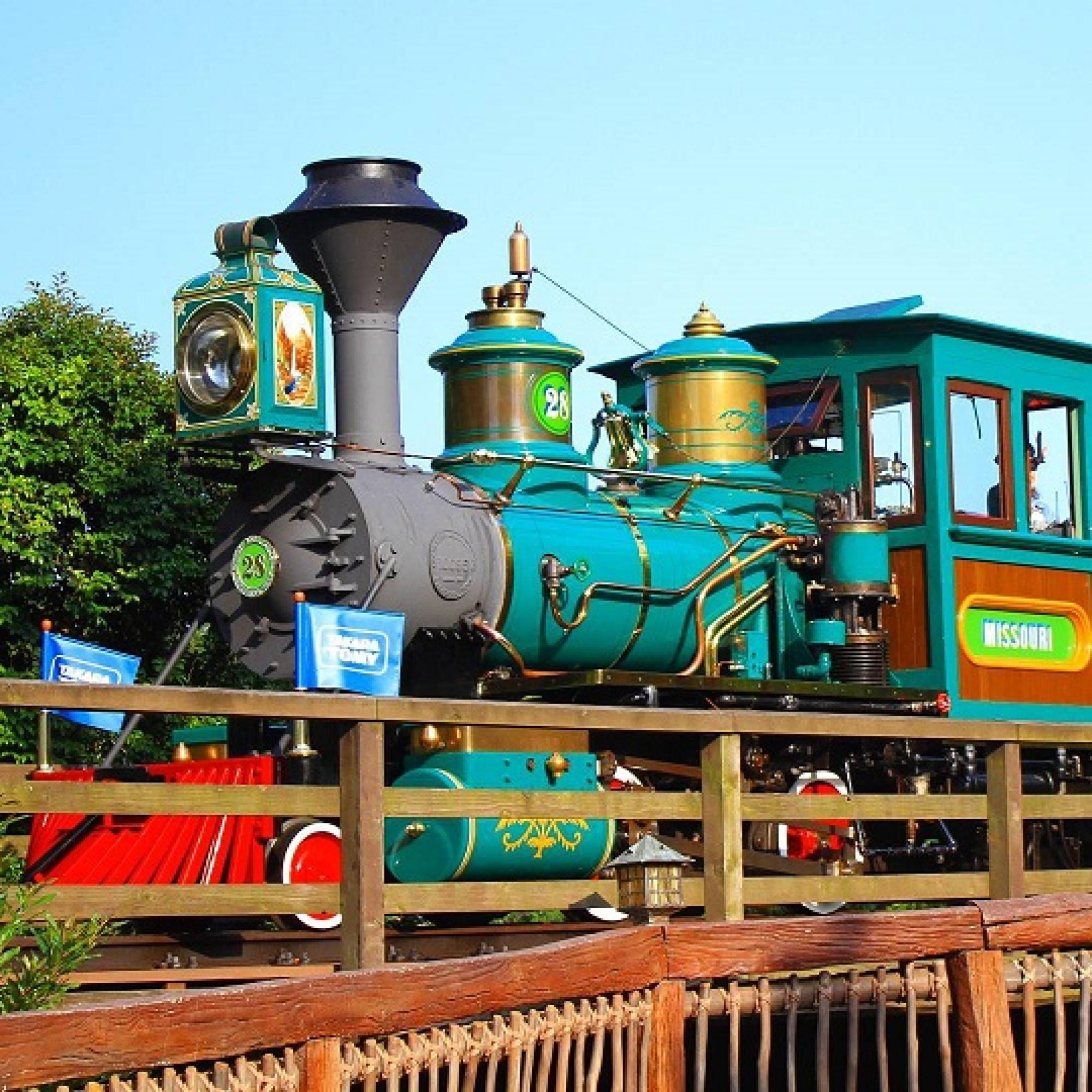 あなたはどの機関車に乗ったことがありますか?