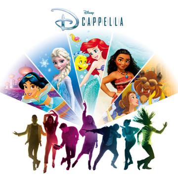 【ディカペラ】ディズニー公式のアカペラ・ディズニーソング!2019年初夏に日本上陸で大注目!