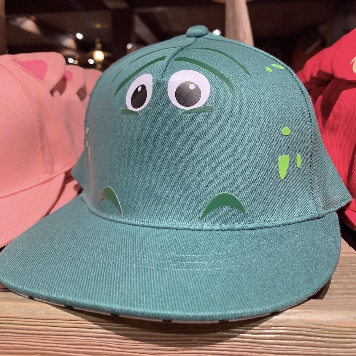 レックスの帽子