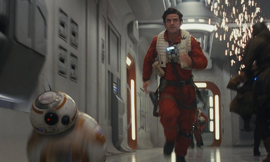 BB-8とポー・ダメロン