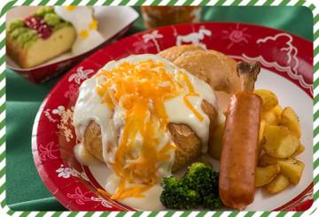 【最新】ディズニークリスマス2019フードメニュー<ランド編>スペシャルセット・食べ歩き・スーベニア付き