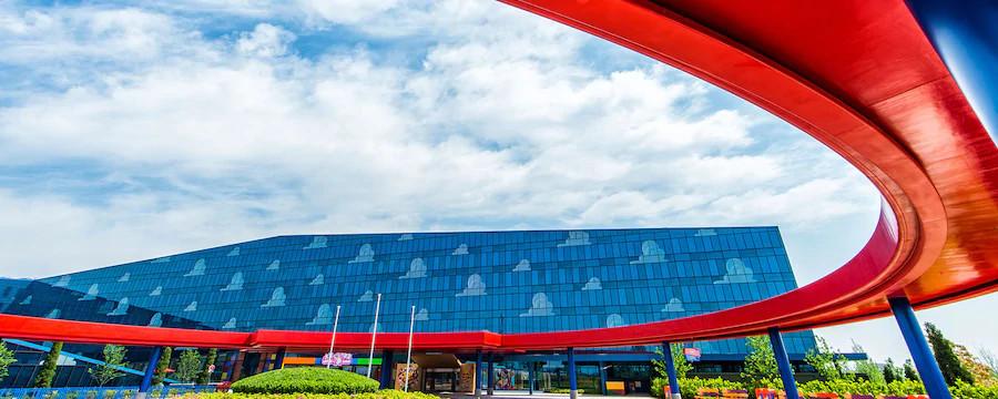 上海のトイストーリーホテル