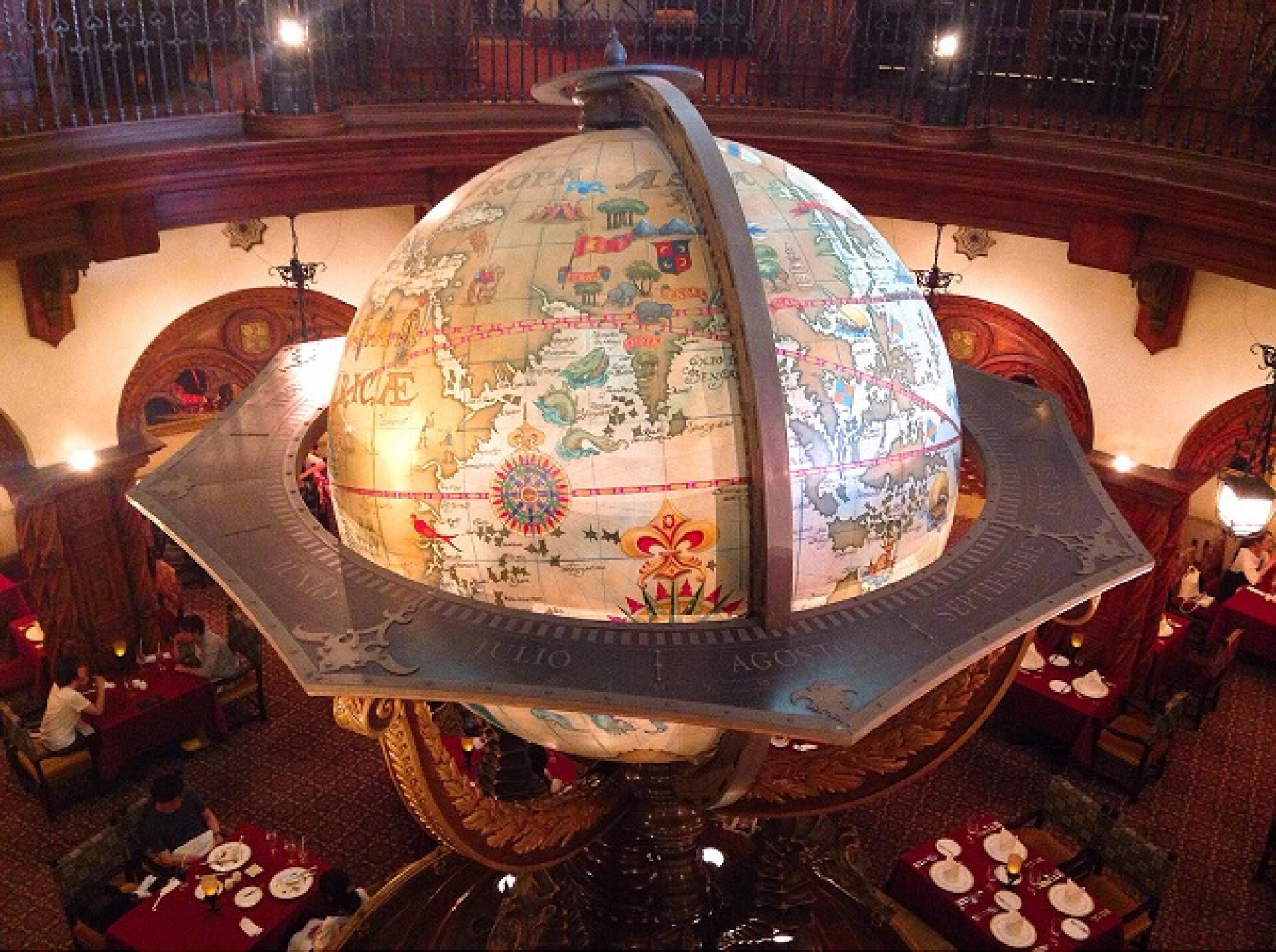 大航海時代の装飾品も見どころ